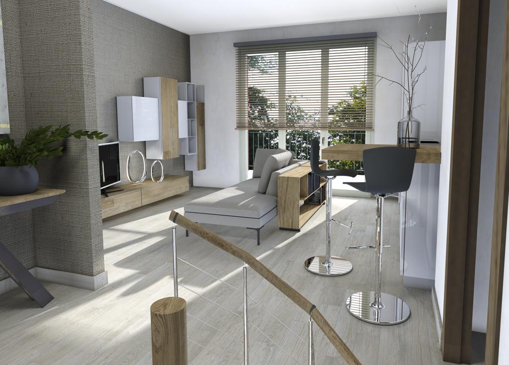 Vendita – Vaprio D'Adda – Appartamento Trilocale B1-03