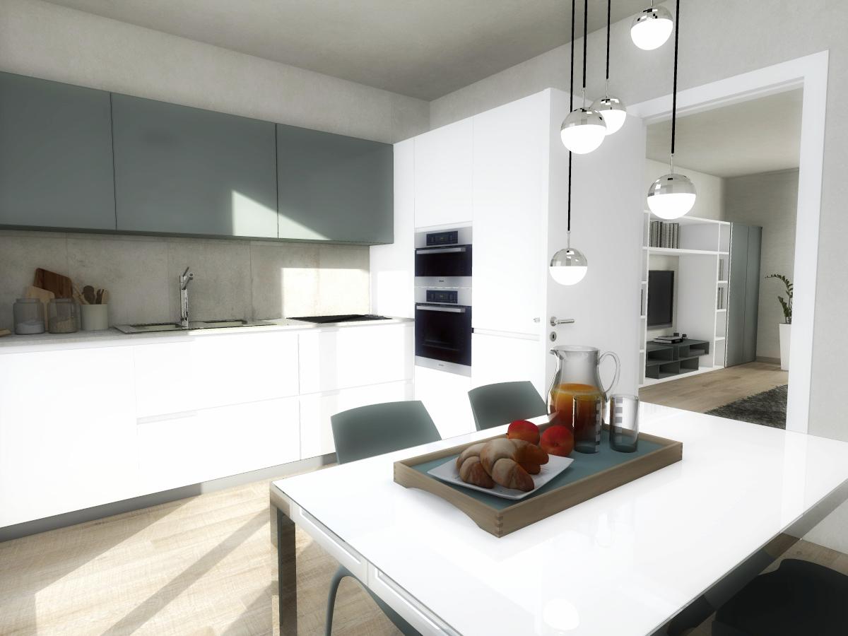 Vendita – Vaprio D'Adda – Appartamento Quadrilocale C-13