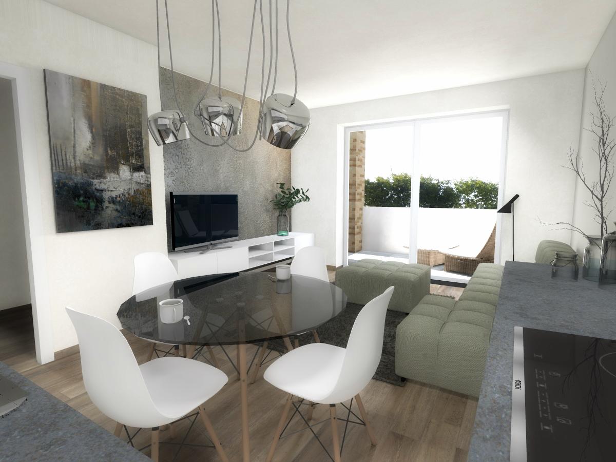 Vendita – Vaprio d'Adda –  Appartamento Trilocale B2-11